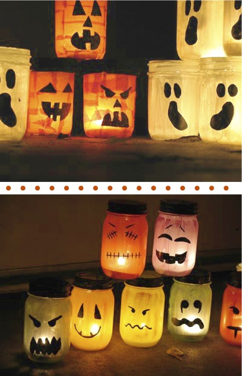 have - How To Make Halloween Lanterns